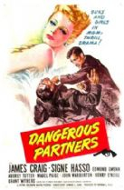 Dangerous Partners 1945 DVD - James Craig / Signe Hasso